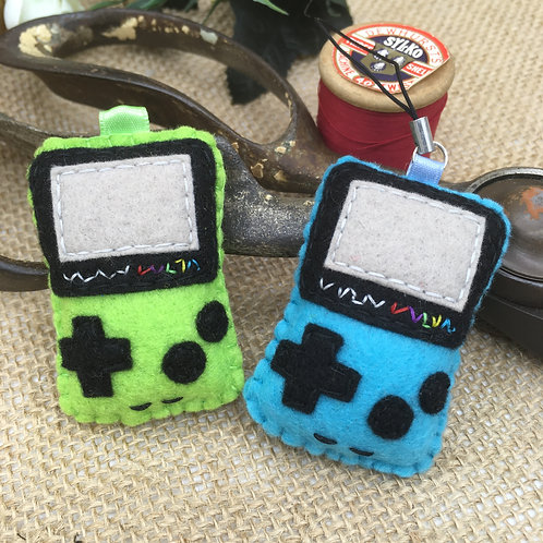 Gameboy Colour Ornament