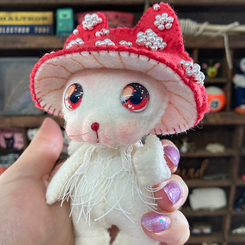 Strawberry Mushy Kitten