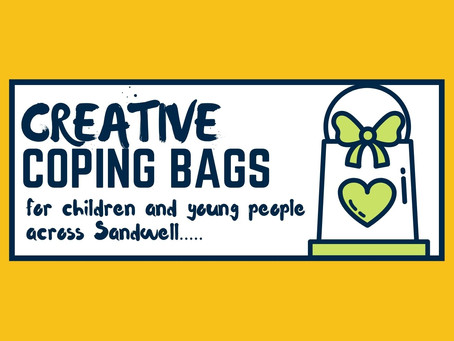 RELEASE OF NEW CREATIVE COPING BAGS!