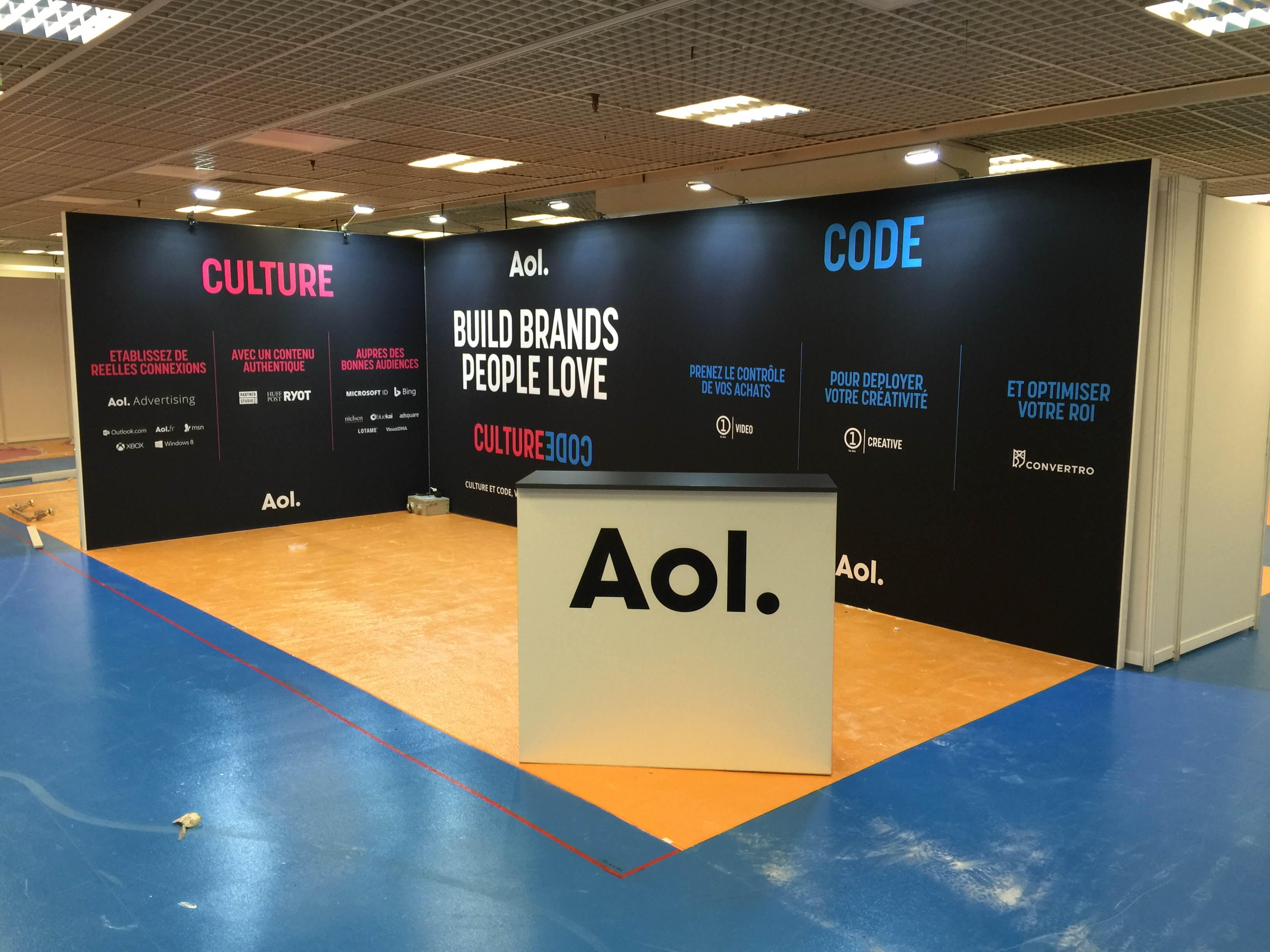 AOL - CANNES