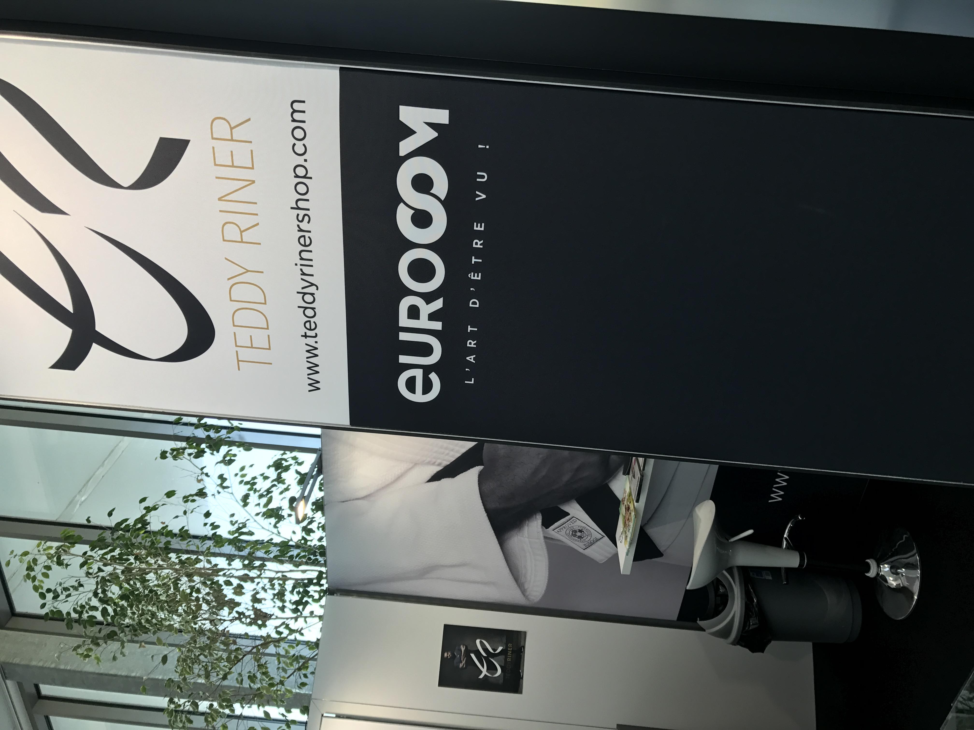 TEDDY RINER ACADEMY pour Eurocom