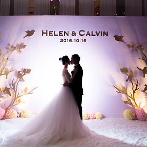 Helen & Calvin