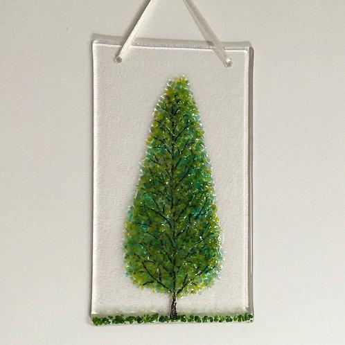 Glass Tree, Green