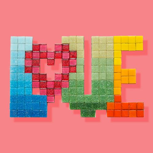 Love Mosaikit