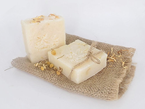 Chamomile & Calendula Luxury Handmade Artisan Soap