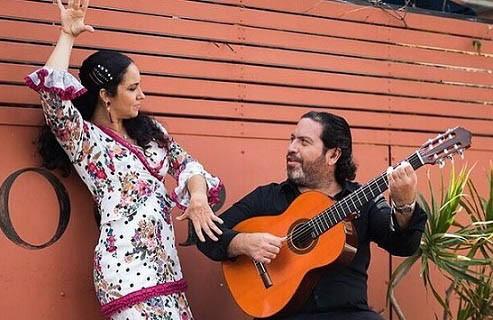 Deya Miranda Giner and Paco Lara