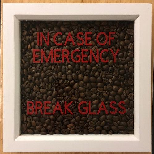 Coffee lovers emergency stash