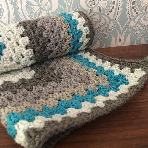 Small Pram Blanket