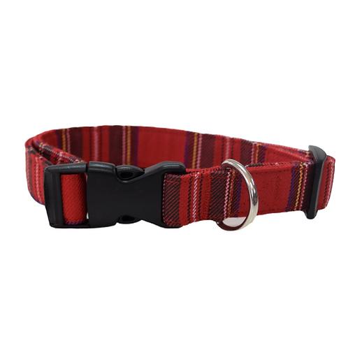 Red Tartan Collars