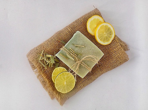 Lime & Lemon Luxury Handmade Artisan Soap