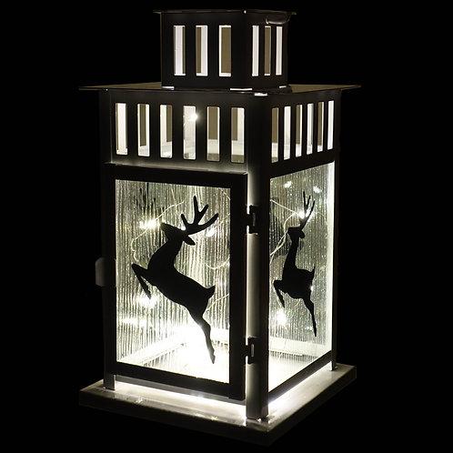 Reindeer Lantern