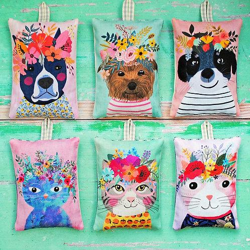 Pet Lavender Bags