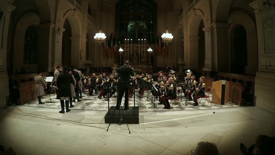 Concert de Noël Cathédrale Saint-Louis des Invalides 16 décembre 2018