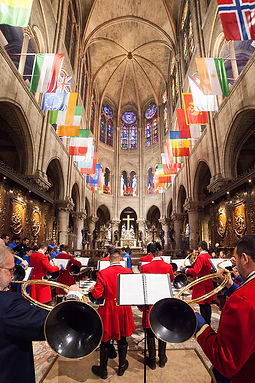 FRTM Messe de la Saint Hubert ND 18-11-2