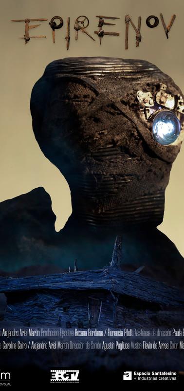 Madrid sci-fi Film Festival 2020 - Epire