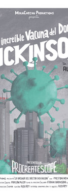 Madrid sci-fi Film Festival 2020 - Vacun