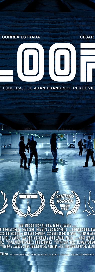 Madrid sci-fi Film Festival 2020 - Loop.