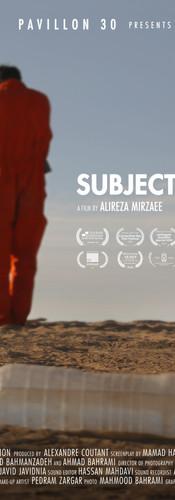Madrid sci-fi Film Festival 2020 - Subje