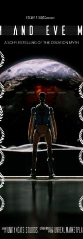 Madrid sci-fi Film Festival 2020 - Adam