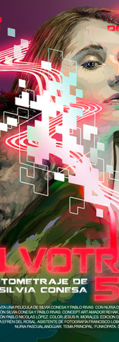 Madrid sci-fi Film Festival 2020 - POLVO