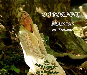 "Lily Dardenne Pochette album ""Brassens en Bretagne"""