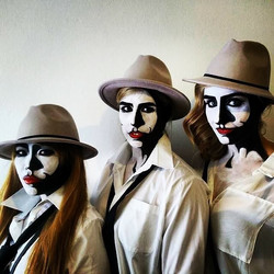 Sin City Makeup Sydney