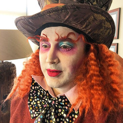 Mad Hatter Makeup Sydney
