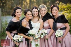 Alana G & Bridesmaids