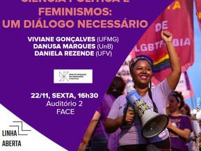 Linha Aberta - Ciência Política e Feminismos: um diálogo necessário