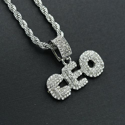 CEO Necklace Hip Hop - HC15434