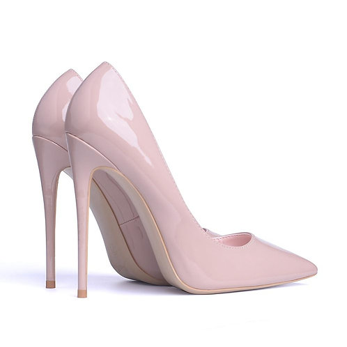 High Heels Shoes Women Pumps 12cm Woman Shoes Sexy Pointed Toe Wedding