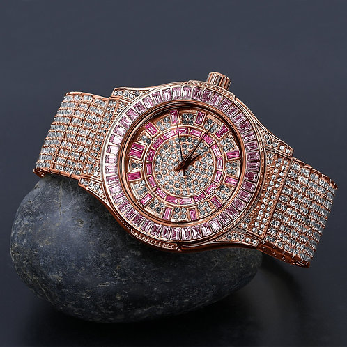 GALLANT Steel CZ Watch | 51103346