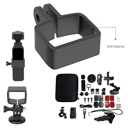 Accessories  Bundle Camera Outdoor Sports Set Kit