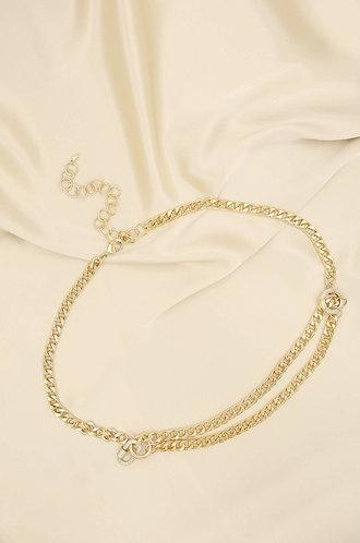 Forever Linked Gold Belt