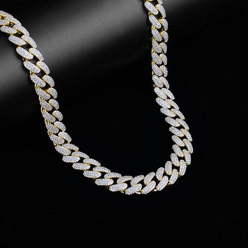 CAMEO 6MM 925 Silver Cuban Chain  | 9212492