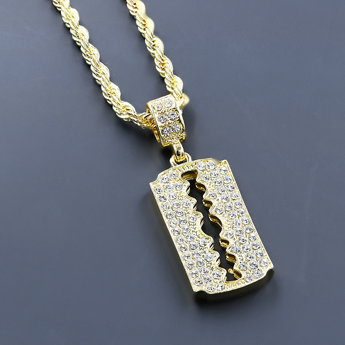 CHAIN AND CHARM - D911732