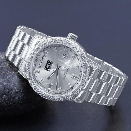 Incandescent Bling Metal Watch | 562631