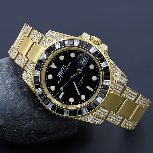 SONAR Steel CZ Watch | 530348
