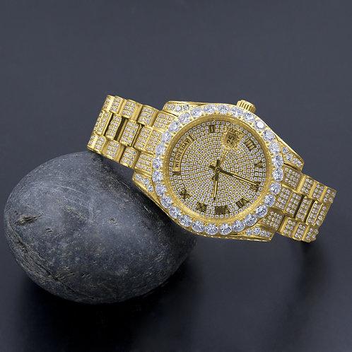 CROWN Steel Watch   530332