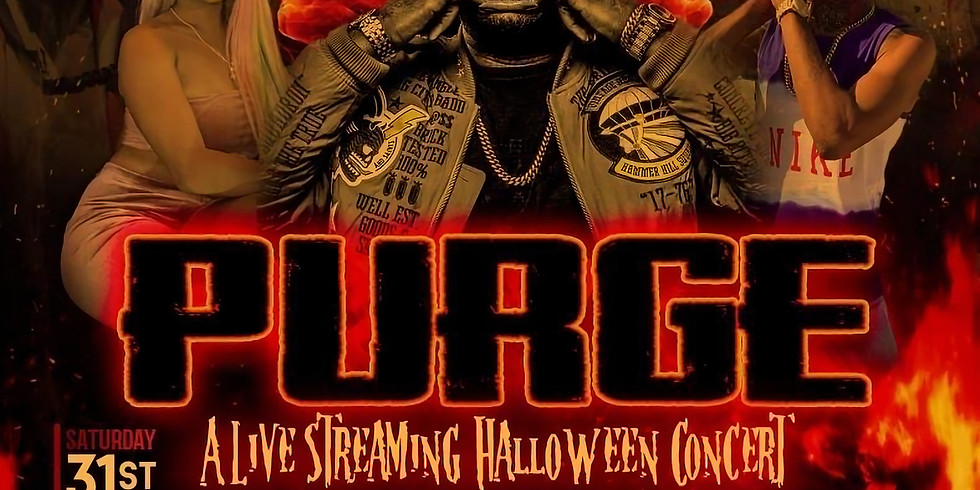 Purge : A Live Streaming Halloween Concert