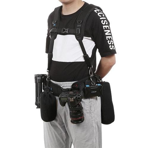 PULUZ Multifunctional Photography Belt Set Travel
