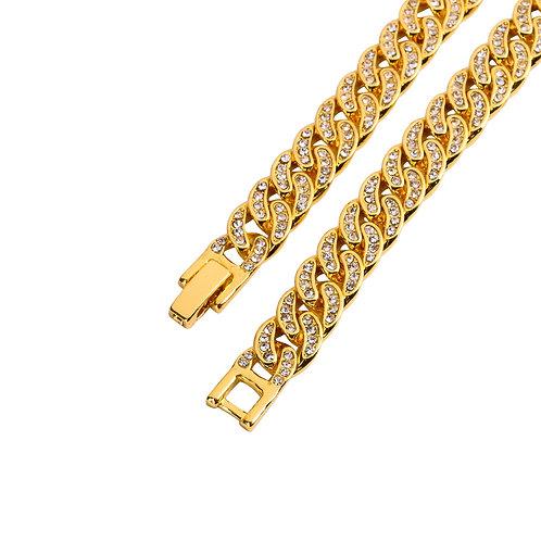 CREW BM 8 MM Cuban Chain  | 970722
