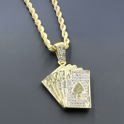CHAIN AND CHARM - D911662