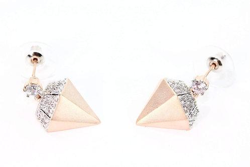 Diamond Girl Stud Earrings