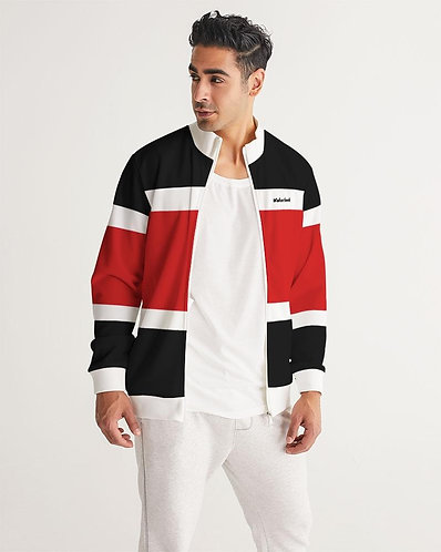 Wakerlook Men's Track Jacket