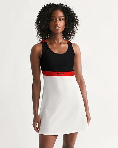 Wakerlook Women's Racerback Dress