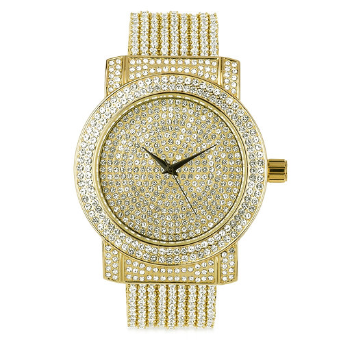 BROOKFIELD Iced Out Watch | 5110272
