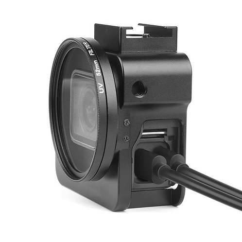 CNC Aluminum Alloy Protective Case for GoPro