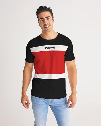 Wakerlook Men's Black Tee