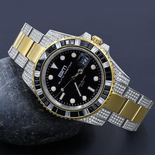 SONAR Steel CZ Watch   5303442
